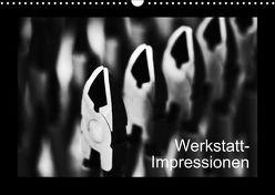 Werkstatt-Impressionen (Wandkalender 2018 DIN A3 quer) von Oertle,  Eduard