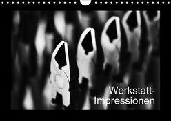 Werkstatt-Impressionen (Wandkalender 2018 DIN A4 quer) von Oertle,  Eduard