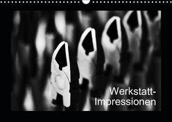 Werkstatt-Impressionen (Wandkalender 2019 DIN A3 quer) von Oertle,  Eduard