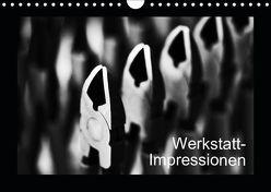 Werkstatt-Impressionen (Wandkalender 2019 DIN A4 quer) von Oertle,  Eduard