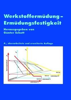 Werkstoffermüdung – Ermüdungsfestigkeit von Schott,  Günter