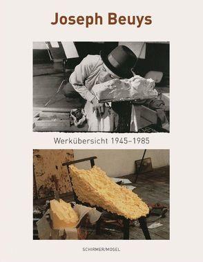 Werkübersicht 1945-1985 von Beuys,  Joseph, Borer,  Alain, Schirmer,  Lothar