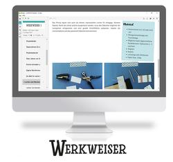 WERKWEISER 1 von Weber,  Karolin