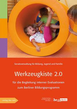 Werkzeugkiste 2.0 von Senatsverwaltung für Bildung,  Jugend und Familie