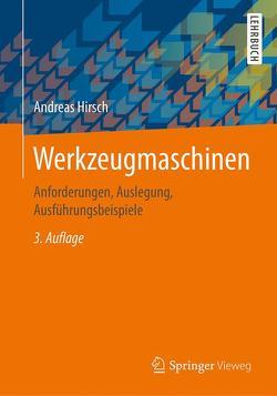 Werkzeugmaschinen von Hirsch,  Andreas