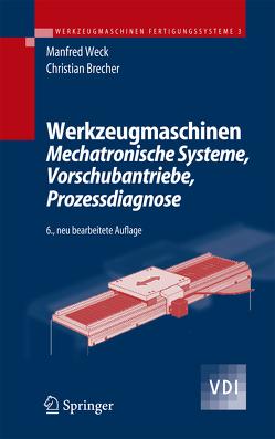 Werkzeugmaschinen 3 von Weck,  Manfred