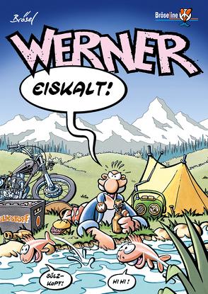 WERNER – EISKALT! von Brösel, Feldmann,  Rötger