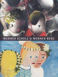 Werner Scholz und Werner Berg von Scheicher,  Harald, Schmied,  Wieland