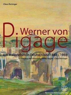 Werner von Pigage von Reisinger,  Claus