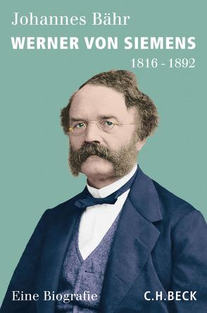 Werner von Siemens von Bähr,  Johannes