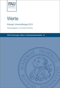 Werte von Freiburg,  Rudolf