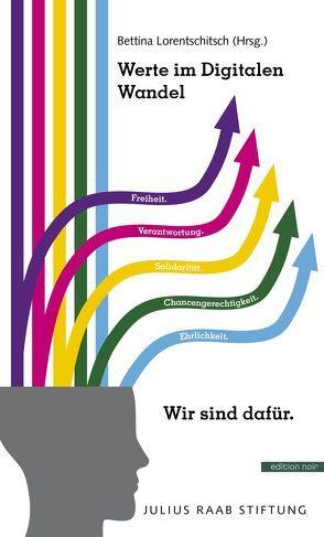 Werte im  Digitalen Wandel von Lorentschitsch ,  Bettina