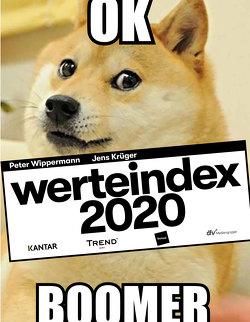 Werte-Index 2020 von Krüger,  Jens, Wippermann,  Peter
