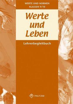Werte und Leben – Klassen 9/10 Landesausgabe Niedersachsen von Luutz,  Eveline