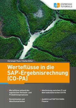 Werteflüsse in die SAP-Ergebnisrechnung (CO-PA) von Eifler,  Stefan, Theis,  Christoph
