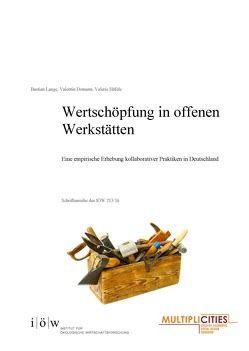 Wertschöpfung in offenen Werkstätten von Domann,  Valentin, Häfele,  Valerie, Lange,  Bastian