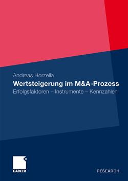 Wertsteigerung im M&A-Prozess von Horzella,  Andreas