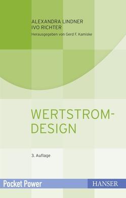 Wertstromdesign von Lindner,  Alexandra, Richter,  Ivo