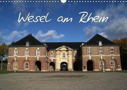 Wesel am Rhein (Wandkalender 2019 DIN A3 quer) von Daus,  Christine