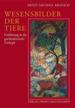 Wesensbilder der Tiere von Kranich,  Ernst M