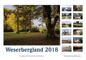 Weserbergland Kalender 2018