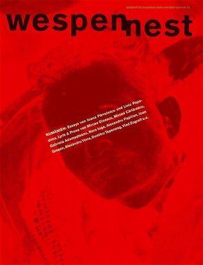 Wespennest. Zeitschrift für brauchbare Texte und Bilder / Rumänien von Koneffke,  Jan