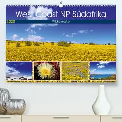 West Coast NP Südafrika 2020 (Premium, hochwertiger DIN A2 Wandkalender 2020, Kunstdruck in Hochglanz) von Woyke,  Wibke