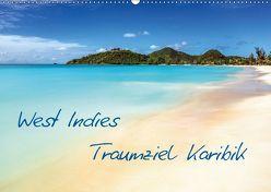 West Indies – Traumziel Karibik (Wandkalender 2019 DIN A2 quer) von Claude Castor I 030mm-photography,  Jean
