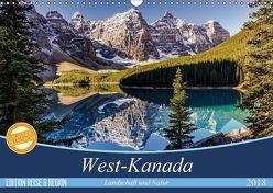West-Kanada (Wandkalender 2018 DIN A3 quer) von Gerber,  Thomas