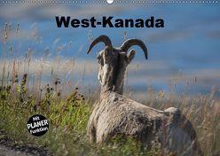 West-Kanada (Wandkalender 2019 DIN A2 quer) von Bort,  Gundis