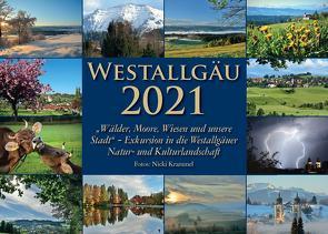 """Westallgäu 2021 – """"Wälder, Moore, Wiesen und unsere Stadt"""" – Exkursion in die Westallgäuer Natur- und Kulturlandschaft von Krammel,  Nicki"""