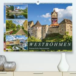WESTBÖHMEN Sommerliche Impressionen (Premium, hochwertiger DIN A2 Wandkalender 2020, Kunstdruck in Hochglanz) von Viola,  Melanie