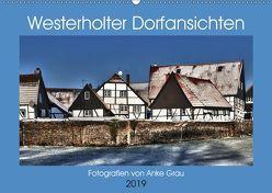 Westerholter Dorfansichten (Wandkalender 2019 DIN A2 quer)