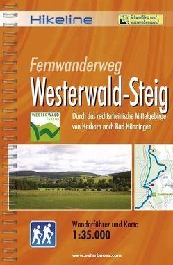 Westerwaldsteig von Esterbauer Verlag