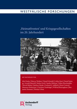 Westf. Forschungen Band 68 – 2018 von Paulus,  Julia, Weidner,  Marcus