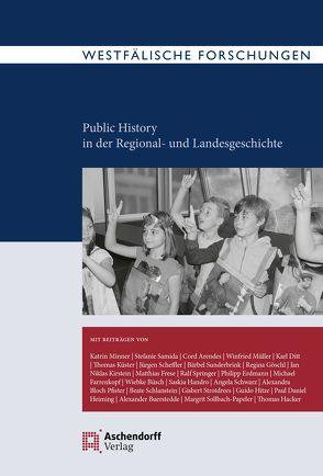 Westf. Forschungen Band 69 – 2019 von Katrin,  Minner