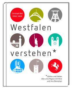Westfalen verstehen von Boll,  Christoph, Engelberts,  Alexandra, Jakob,  Volker, Westfalen-Initiative