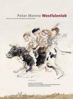 Westfalenlob von Droste-Hülshoff,  Annette von, Eckenga,  Fritz, Grosche,  Fritz, Menne,  Peter