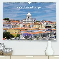 Westküste Europas (Premium, hochwertiger DIN A2 Wandkalender 2020, Kunstdruck in Hochglanz) von Kärcher,  Linde