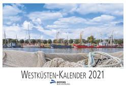 Westküsten-Kalender 2021 von Lau,  Ingo