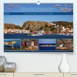 Westschweden – Flair einer Küste in Licht und Farben (Premium, hochwertiger DIN A2 Wandkalender 2020, Kunstdruck in Hochglanz) von Liedtke Reisefotografie,  Silke
