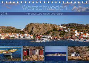 Westschweden – Flair einer Küste in Licht und Farben (Tischkalender 2018 DIN A5 quer) von Liedtke Reisefotografie,  Silke