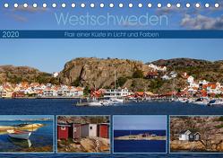 Westschweden – Flair einer Küste in Licht und Farben (Tischkalender 2020 DIN A5 quer) von Liedtke Reisefotografie,  Silke