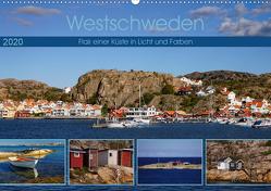 Westschweden – Flair einer Küste in Licht und Farben (Wandkalender 2020 DIN A2 quer) von Liedtke Reisefotografie,  Silke