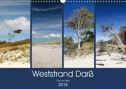 Weststrand Darß (Wandkalender 2018 DIN A3 quer) von Deter,  Thomas