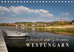 Westungarn – Schönheit und Geheimnis (Tischkalender 2021 DIN A5 quer) von Mueringer,  Christian