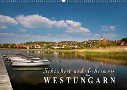 Westungarn – Schönheit und Geheimnis (Wandkalender 2021 DIN A2 quer) von Mueringer,  Christian