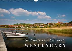 Westungarn – Schönheit und Geheimnis (Wandkalender 2021 DIN A3 quer) von Mueringer,  Christian