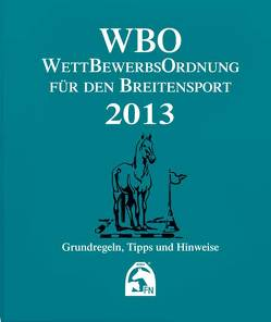 Wettbewerbsordnung für den Breitensport 2013 (WBO)