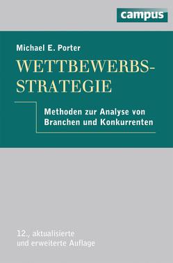Wettbewerbsstrategie von Brandt,  Volker, Porter,  Michael E., Schwoerer,  Thomas Carl